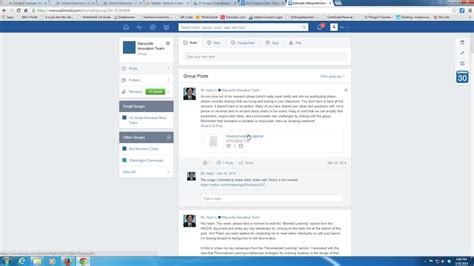 edmodo virtual classroom thing 18 virtual classroom a look into mrs bouwens