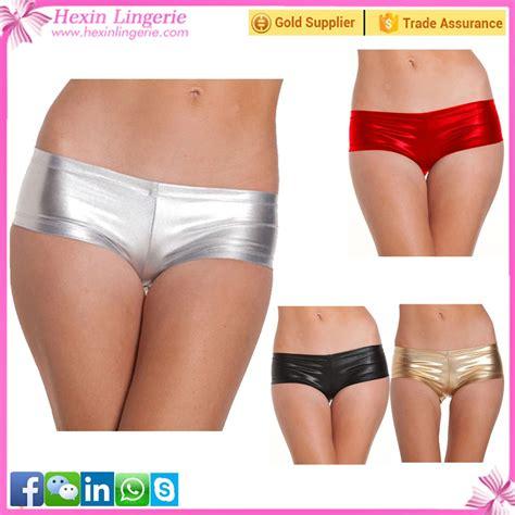 Transparant Plus G String 3 pink lace transparent low waist fashion