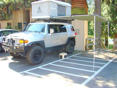Fj Awning by Corey S 2007 Fj Cruiser Build Up Thread Page 13