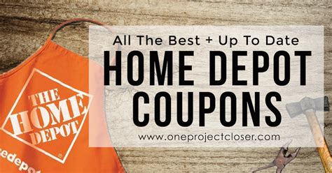 home depot coupons coupon codes 10 sales february