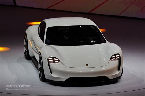 2019 Porsche Electric Car by Porsche Mission E Renamed Taycan Electric Car To Launch