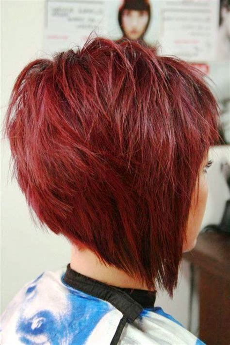 graduation bob hairstyle graduated bob haircut short hairstyle 2013