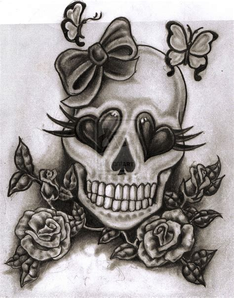 crazy skull tattoo designs design skull pictures to pin on