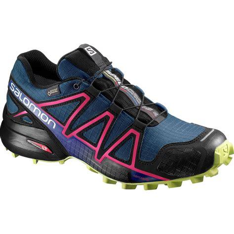 gtx trail running shoes salomon speedcross 4 gtx trail running shoe s