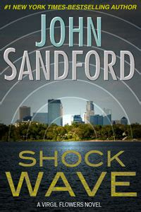 shock wave books shock wave virgil flowers 5 by sandford reviews