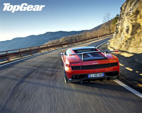 Top Gear Lamborghini Top Gear Wallpapers Lamborghini Gallardo Lp570 4