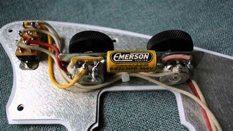 fender jazzmaster wiring