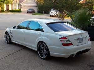 2008 Mercedes S550 Amg For Sale Purchase Used 2008 Custom Mercedes S550 Amg In San