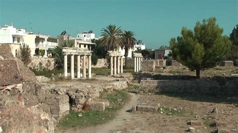 kos kos stad opgravingen youtube