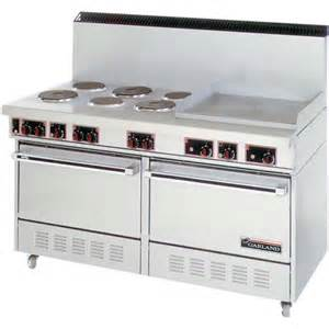 commercial cooker large garland s684 24g garland ss 684 24g electric range 60 quot w