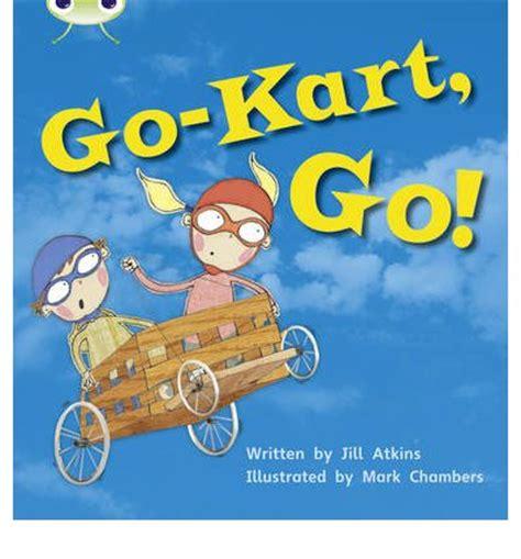 go buggy go books go kart go atkins 9781408260883