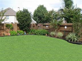 backyard landscaping trees www pixshark images