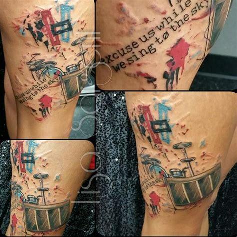 twenty one pilots tattoo twenty one pilots tattoos search tats