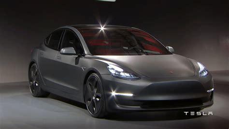 Tesla 3 Autobild by 2017 Tesla Model 3 2 Auto Bild