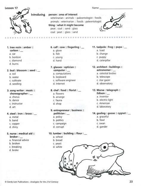 Analogy Essay Sle how to write analogies hilarious analogies