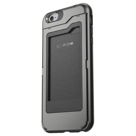 Spigen Iphone 6s Plus 6 Plus spigen slim armor cs iphone 6s plus 6 plus gunmetal mobilezap australia
