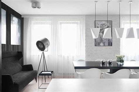 monochromatic apartment 20 monochromatic living rooms in white of personality