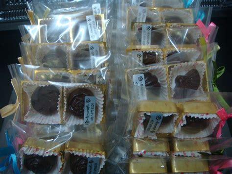 Sendok Garpu Coklat Set 4 nn craft chocolates 2 pcs coklat pralines door gift budget pack