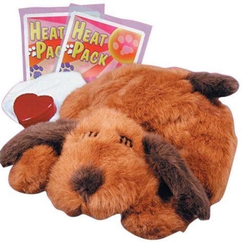 snuggle puppy snuggle puppie puppy pet heater warmer comforter sleep companion plush ebay