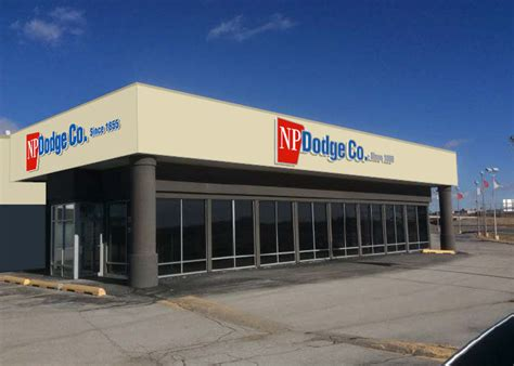 Omaha Jeep Dealers Np Dodge Plans Another Office Along Busy Corridor After