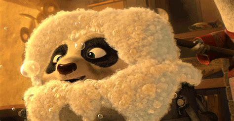 imagenes de kung fu panda bebe kung fu panda beb 233 gif imagui