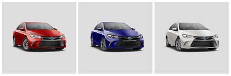 difference between toyota camry le and se differences between camry 2015 le and se html autos post
