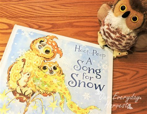a song for snow hoot and peep books there s nothing like the snowfall of the season a