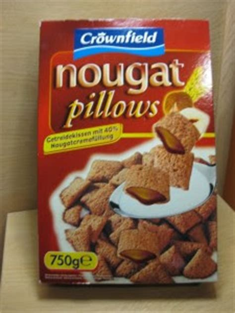Chocolate Pillows Cereal by The Adventures Of Runningbear Chocolate Pillows