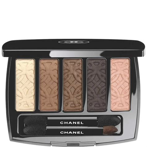 Chanel Fall Golden Shadows by Makeup Preview Chanel Collection Les Automnales Fall