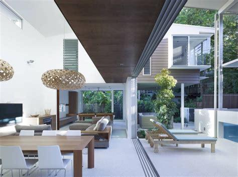 modern beach house interior design sunshine beach house by bark design architects homedsgn