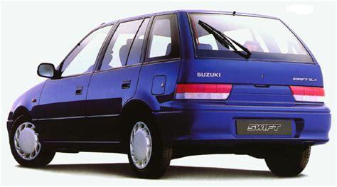 Suzuki 1 3 Glx Suzuki 1 3 Glx 1996 Parts Specs