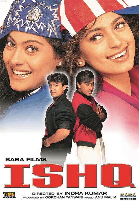film india ishq 1997 ishq 1997 indian movies pinterest latest hindi