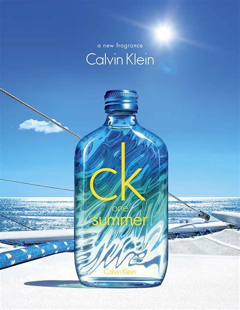Parfum Calvin Klein One Summer ck one summer 2015 calvin klein perfume a new fragrance