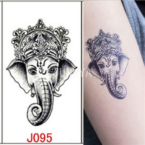 tattoo flash elephants online get cheap elephant tattoos aliexpress com