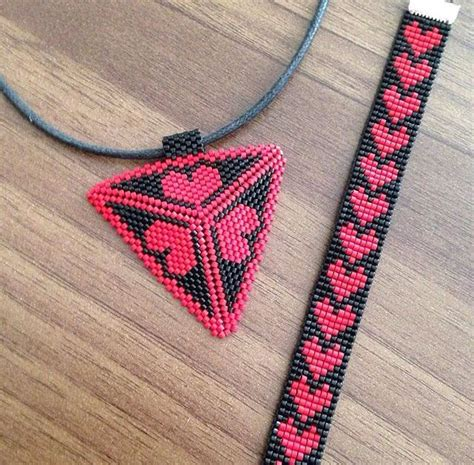 triangle loom pattern 659 best images about bead weaving tutorials on pinterest