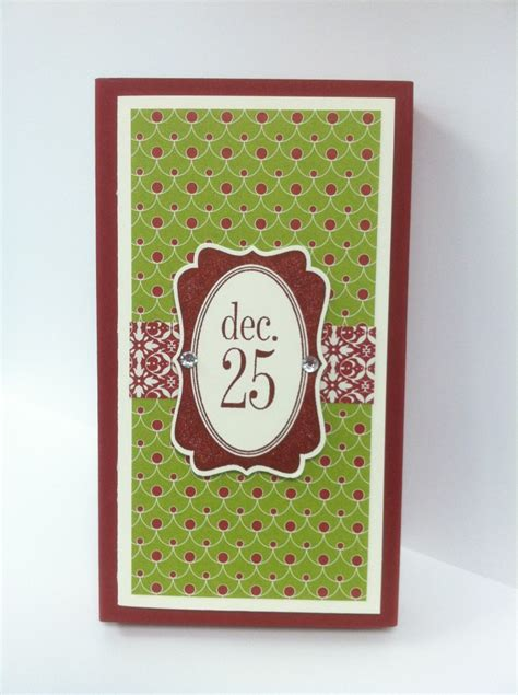 Christmas Gift Card Boxes - 12 days of christmas in august day 7 christmas gift card box
