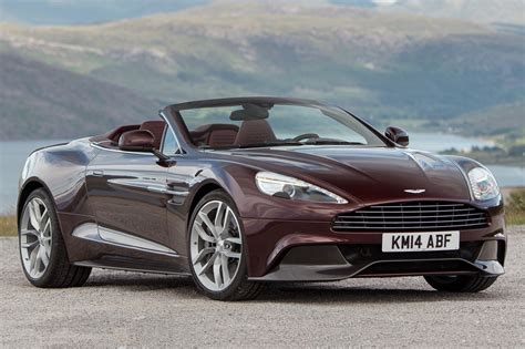 vintage aston martin convertible used 2016 aston martin vanquish convertible pricing for
