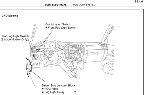 simple headlight wiring diagram get free image about