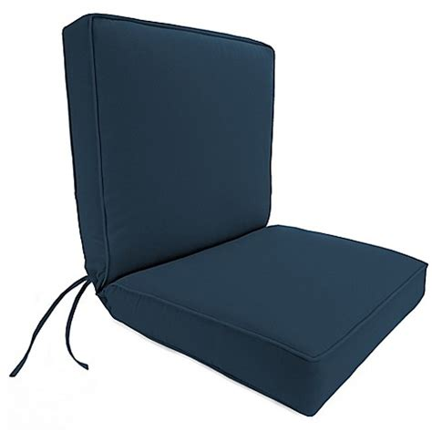 22 Inch Outdoor Chair Cushions by 44 Inch X 22 Inch Dining Chair Cushion In Sunbrella