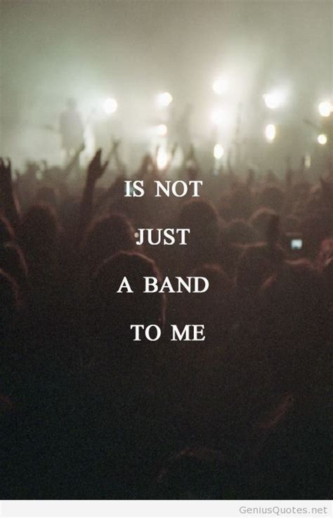 BAND QUOTES image quotes at hippoquotes.com