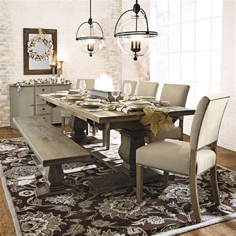 home decorators table home decorators collection aldridge antique grey wood