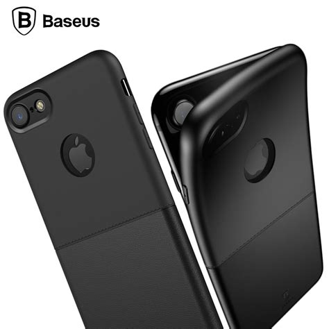 Baseus Apple Iphone 7 baseus for apple iphone 7 soft silicone pc cover for iphone 7 plus