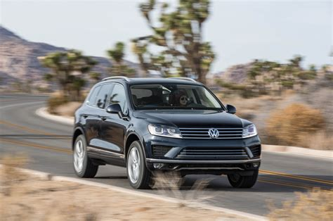 touareg volkswagen 2015 2015 volkswagen touareg review and rating motor trend