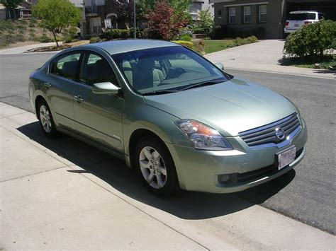 nissan altima hybrid used nissan altima hybrid for sale by owner sell my nissan