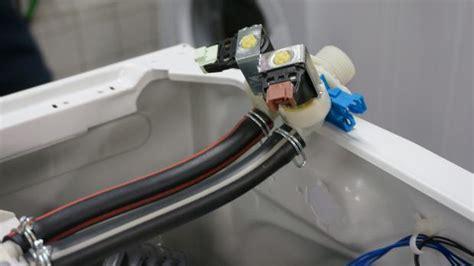 Wasserhahn Waschmaschine Defekt by Die Waschmaschine L 228 Uft Aus Ursachen Und L 246 Sungen