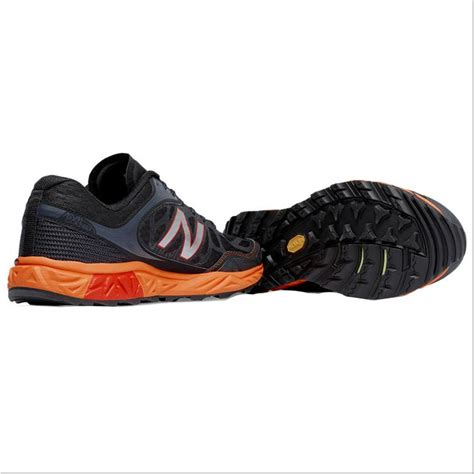 New Balance Black And Orance new balance leadville v3 sport shoes black and orange