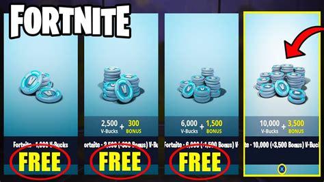 fortnite free v bucks how to unlock free v bucks in fortnite new battle pass