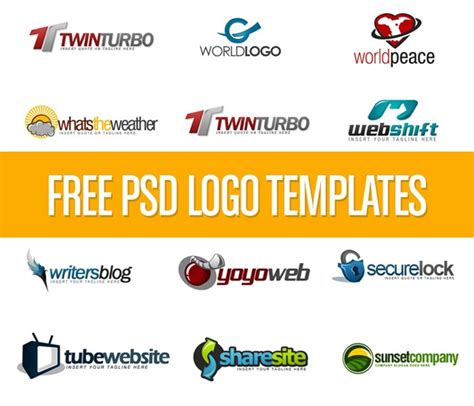 photoshop logo templates free photoshop logo templates search engine at