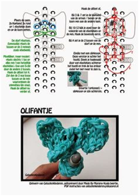 printable bandaloom instructions 1000 images about rainbow loom pattern on pinterest