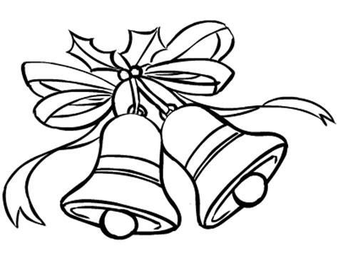 free jingle bells coloring pages for children kids